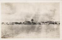 nil (Zanzibar, general view of town)