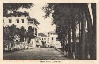 Main Road, Zanzibar