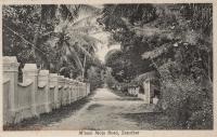 M nazi Moja Road, Zanzibar