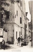 A street of Zanzibar - Une rue de Zanzibar