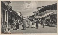 Mtendeni Road, Zanzibar