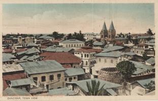 Zanzibar, Town View