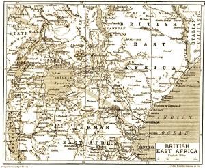 British East Africa 1906 2