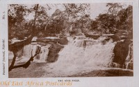 The Athi Falls