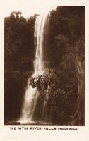 The Nithi River Falls (Mount Kenya)