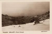 Telehi Valley (Mt Kenya)