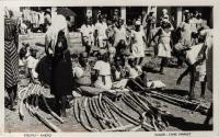 Kisumu - Ahero Sugar-Cane Market