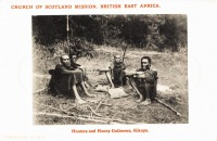 Hunters and Honey gatherers, Kikuyu