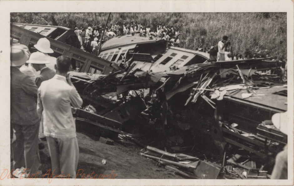 Train accident (with officials)
