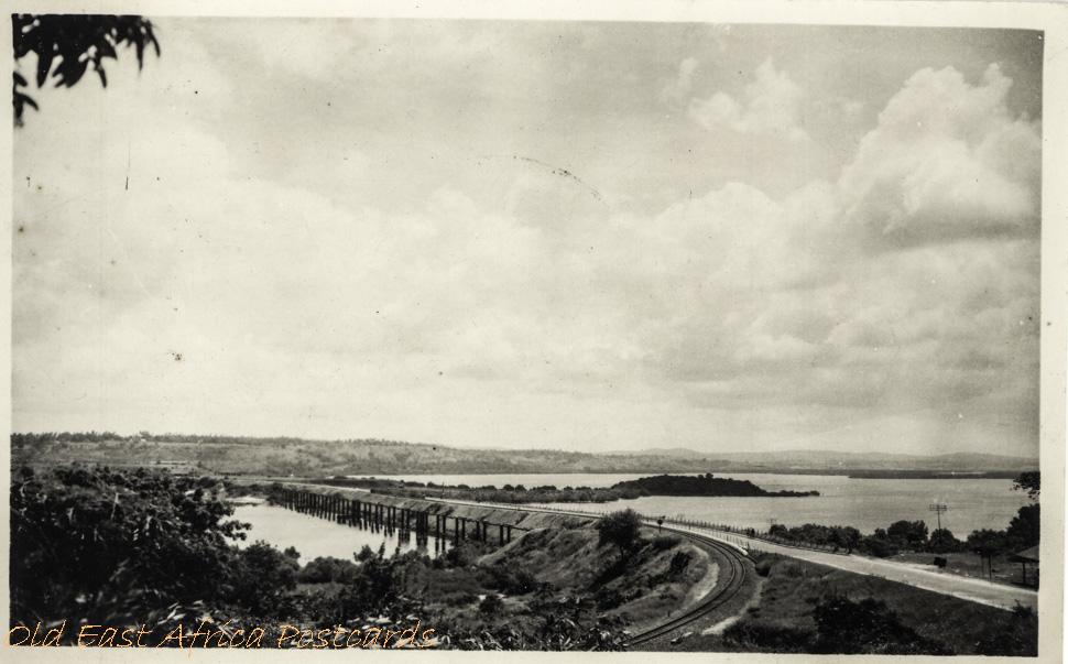 nil (causeway from Mombasa to Mainland)