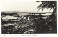 Makupa Bridge, Mombasa