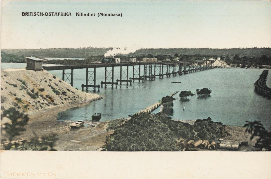 Britsch-Ostafrika - Kilindini (Mombasa)