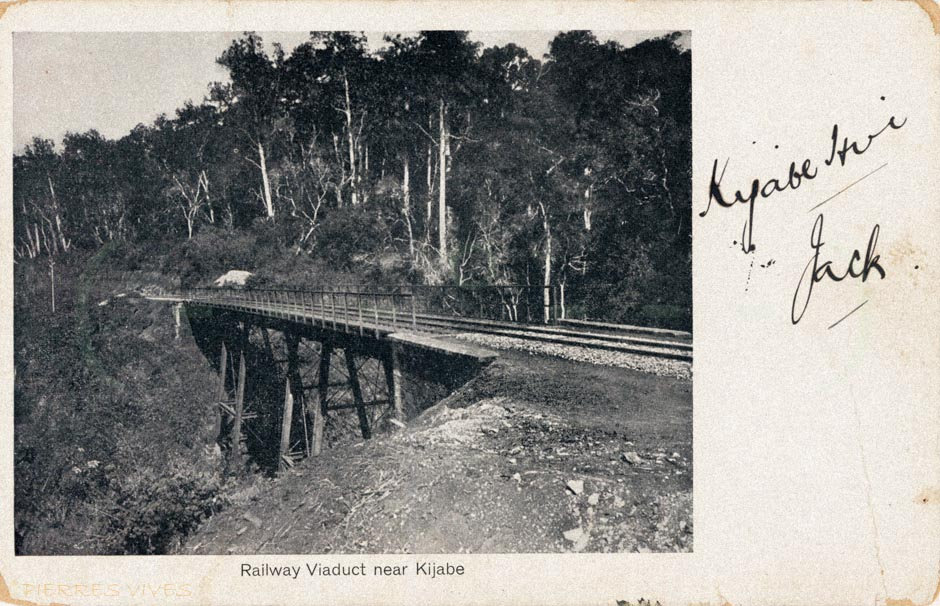 Railway Viaduct near Kijabe