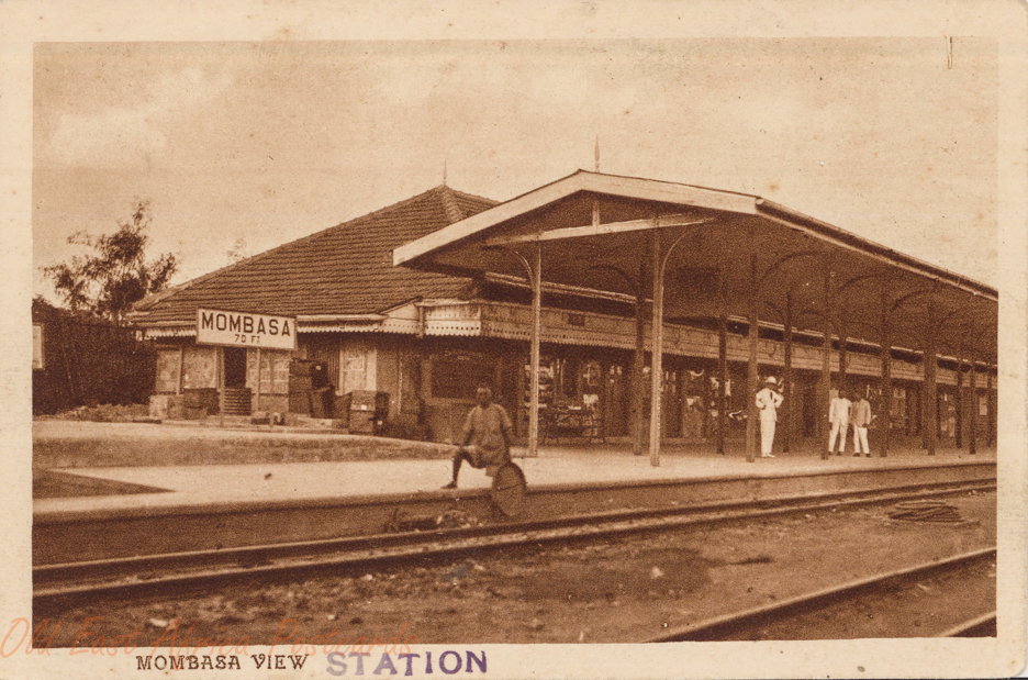 MOMBASA VIEW (Mombasa Station)