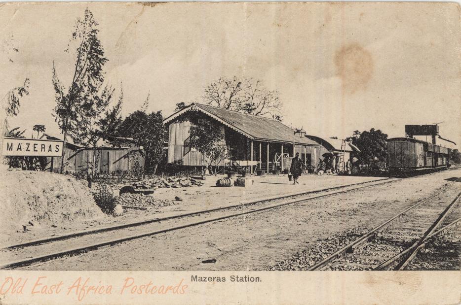 Mazeras Station