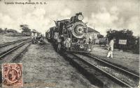 Uganda Station, Maungu