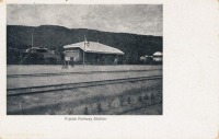 Kijabe Railway Station