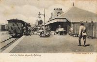 Nairobe Station, Uganda Railway