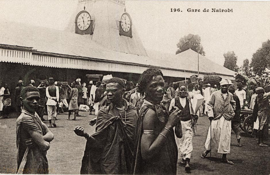 Gare de Nairobi