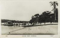 Kisauni Ferry, Mombasa
