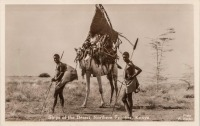 Ships of the Desert- Northern Frontier, Kenya