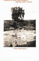 A burn in Kenya district