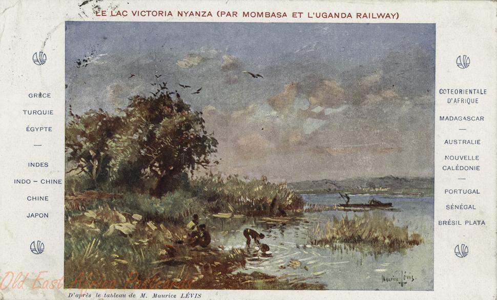 Le Lac Victoria Nyanza