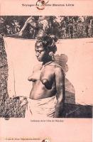 Indienne de la Côte Malabar