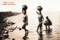 Water carriers, B.E.A.