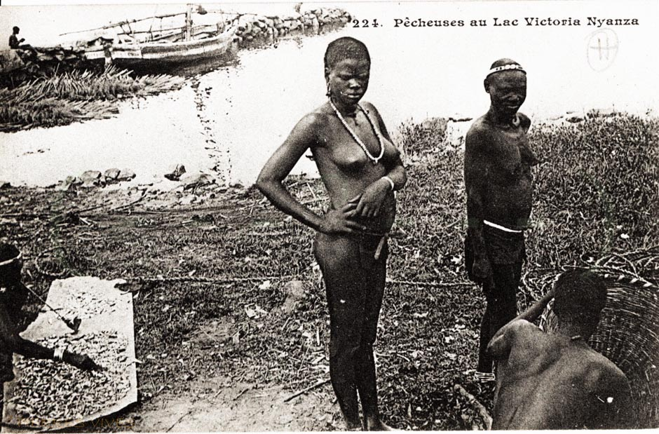 Pêcheuses du Lac Victoria Nyanza
