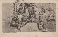 Cave Dwellers on Mount Elgon -