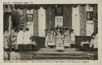 Messa Pontificale al Seminario di Nyeri