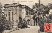 C.M.S. Church. Frere Town. Mombasa