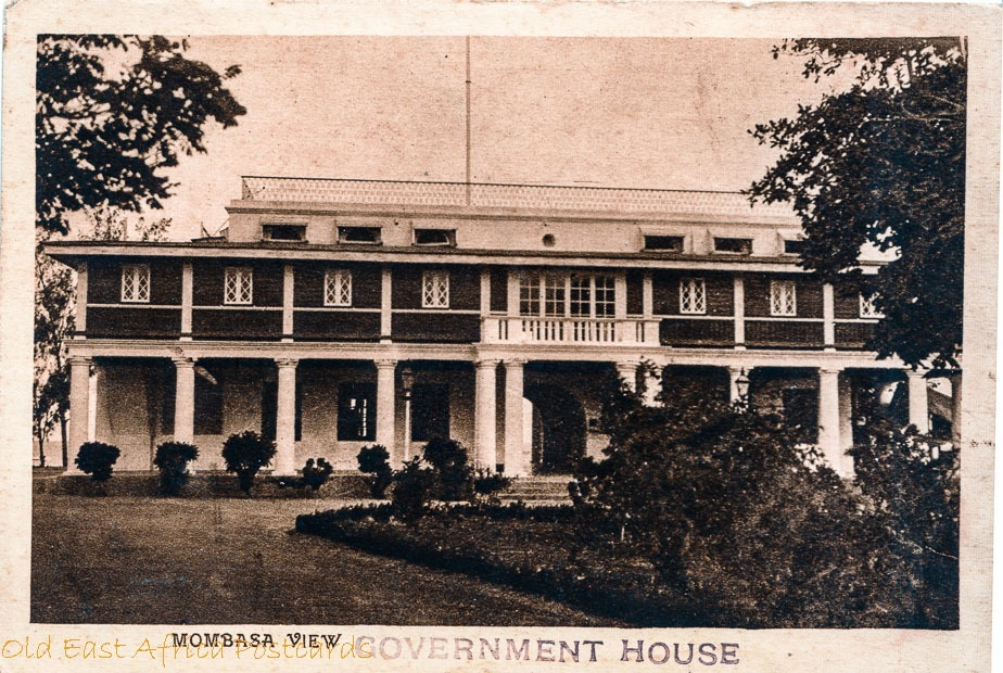Mombasa View (Government House)