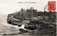 Mombasa. Governor's Residence