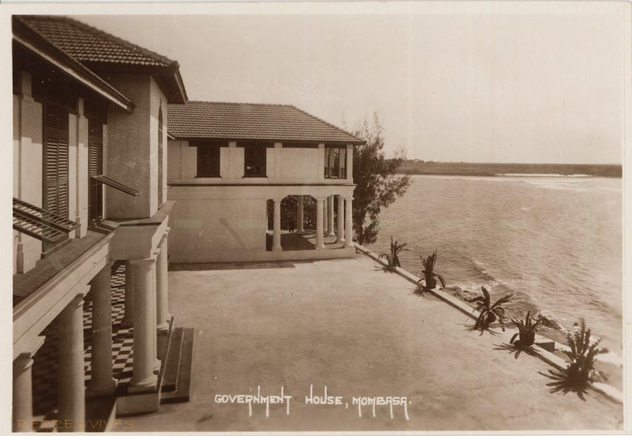 Government House, Mombasa