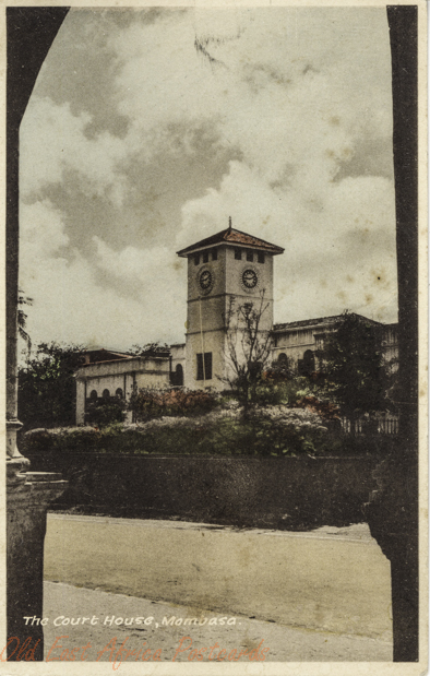 The Court House, Mombasa