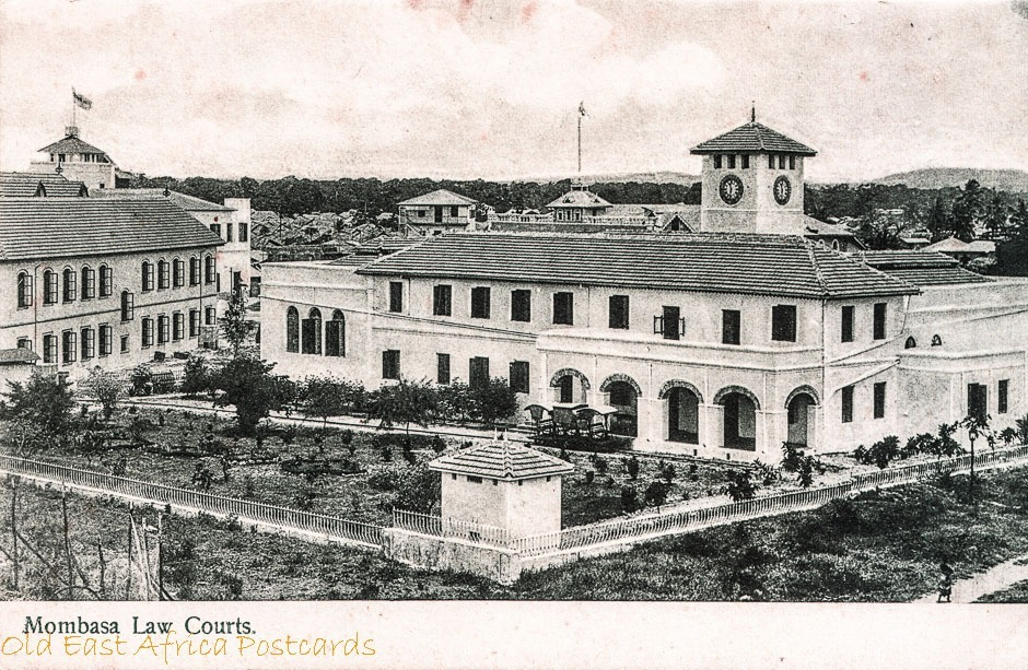 Mombasa Law Courts