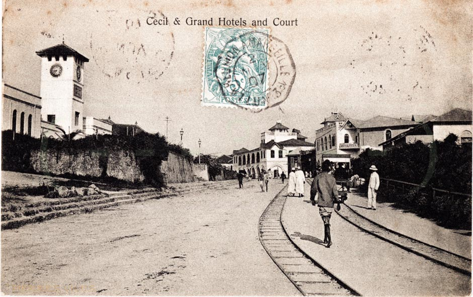 Cecil & Grand Hotels and Court