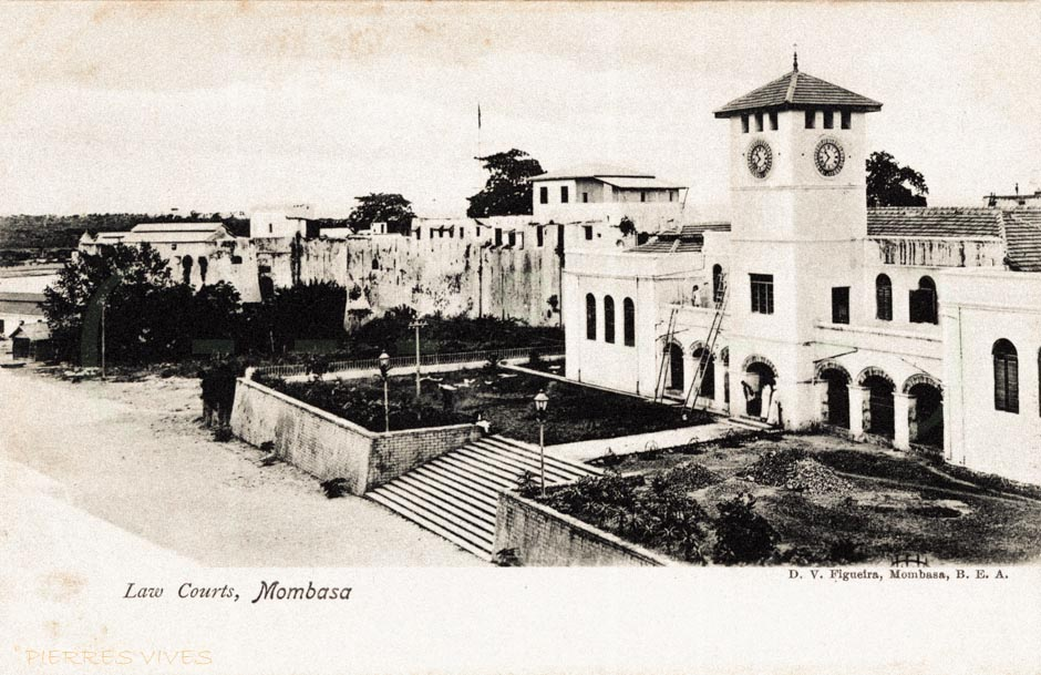 Law Courts, Mombasa