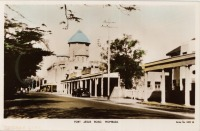 Fort Jesus Road. Mombasa.