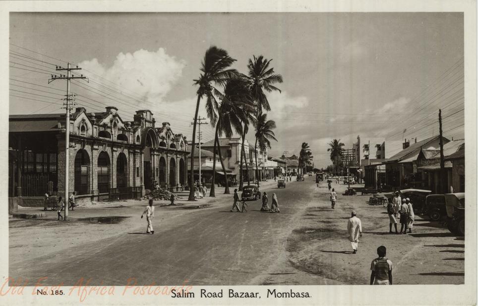 Salim Road Bazaar, Mombasa