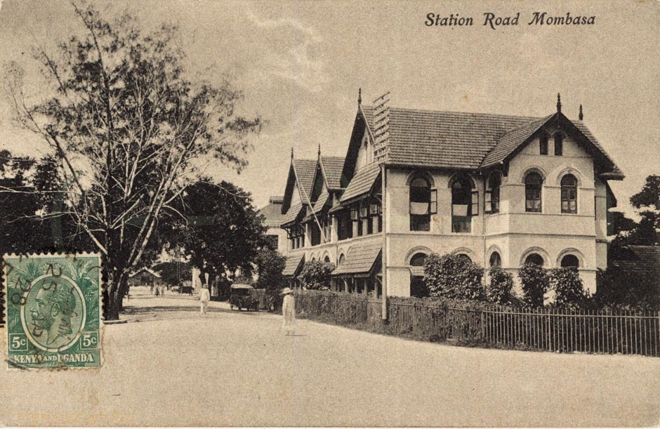 Station Road Mombasa
