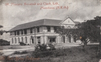 34, Messrs. Bousted and Clark Ltd., Mombasa (B.E.A.)