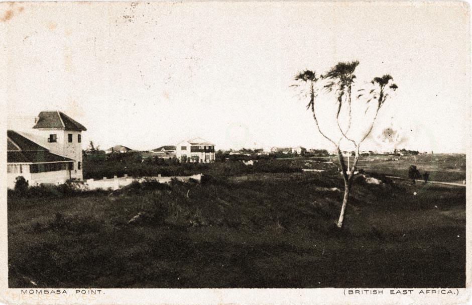 Mombasa Point (British East Africa)