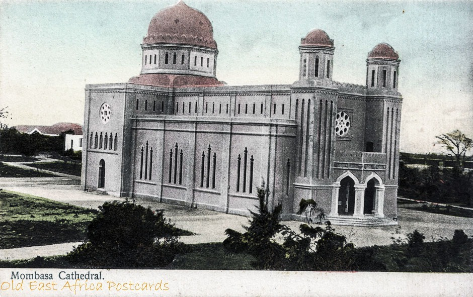Mombasa Cathedral