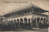 R. Catholic Mission Parochial House, Mombasa
