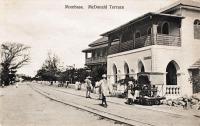 Mombasa. McDonald Terrace