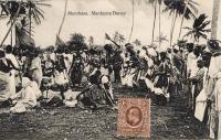 Mombasa. Manhema Dance