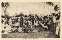Cannibal Dance, Mombasa